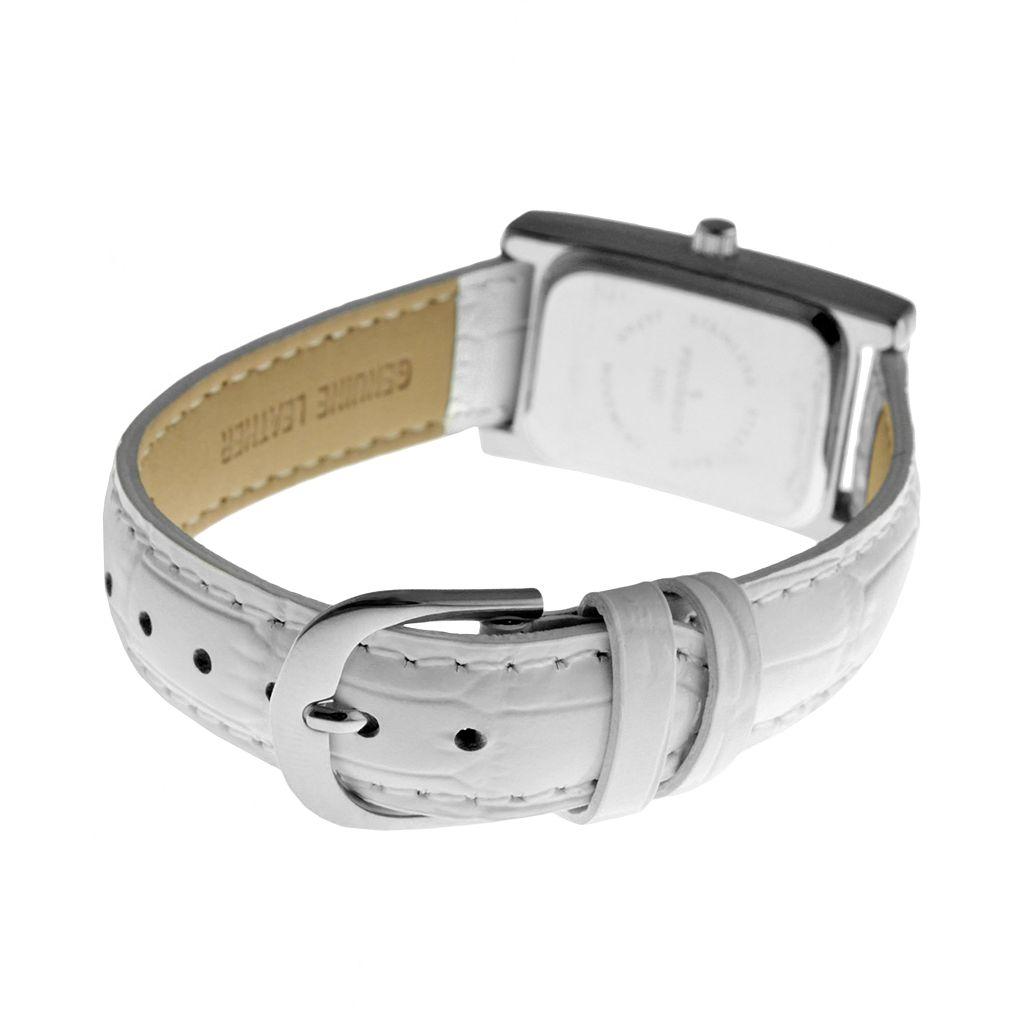 Peugeot Women's Leather Watch - 3008WT