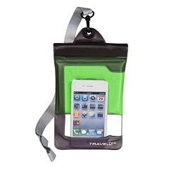Travelon Waterproof iPhone Cell Phone Case