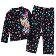 Winx Club Believe Flannel Pajama Set - Girls