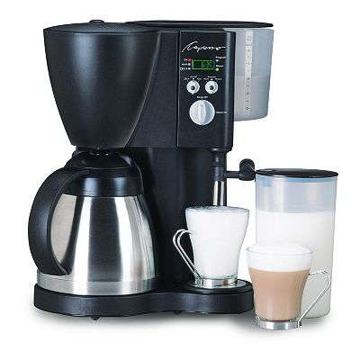 Capresso CoffeeTEC 10-Cup Coffee Maker