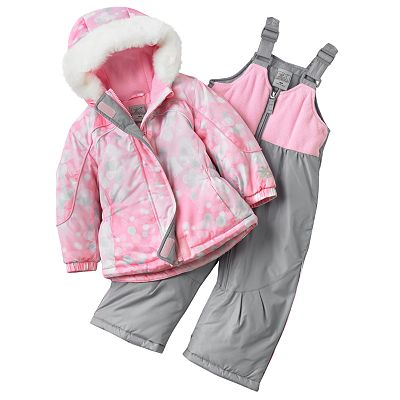 ZeroXposur Marcia Jacket and Snow Bibs Set - Baby