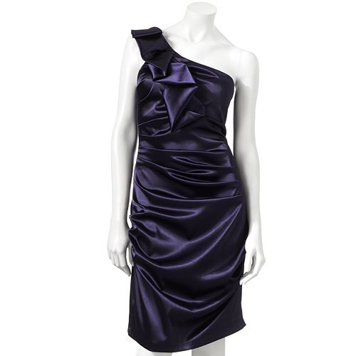 Bee Darlin Ruffle Asymmetrical Dress $ 69.99