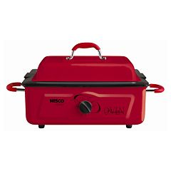 Nesco 5-qt. Red Roaster