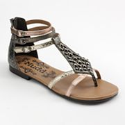 Mudd Thong Sandals - Women