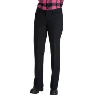 Dickies Relaxed Straight-Leg Stretch Twill Pants - Women's