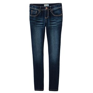 Girls 7-16 & Plus Size Mudd® Embroidered Skinny Jeans