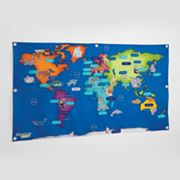 Discovery Kids World Map