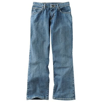 Lee Loose Straight-Leg Jeans - Boys 8-20