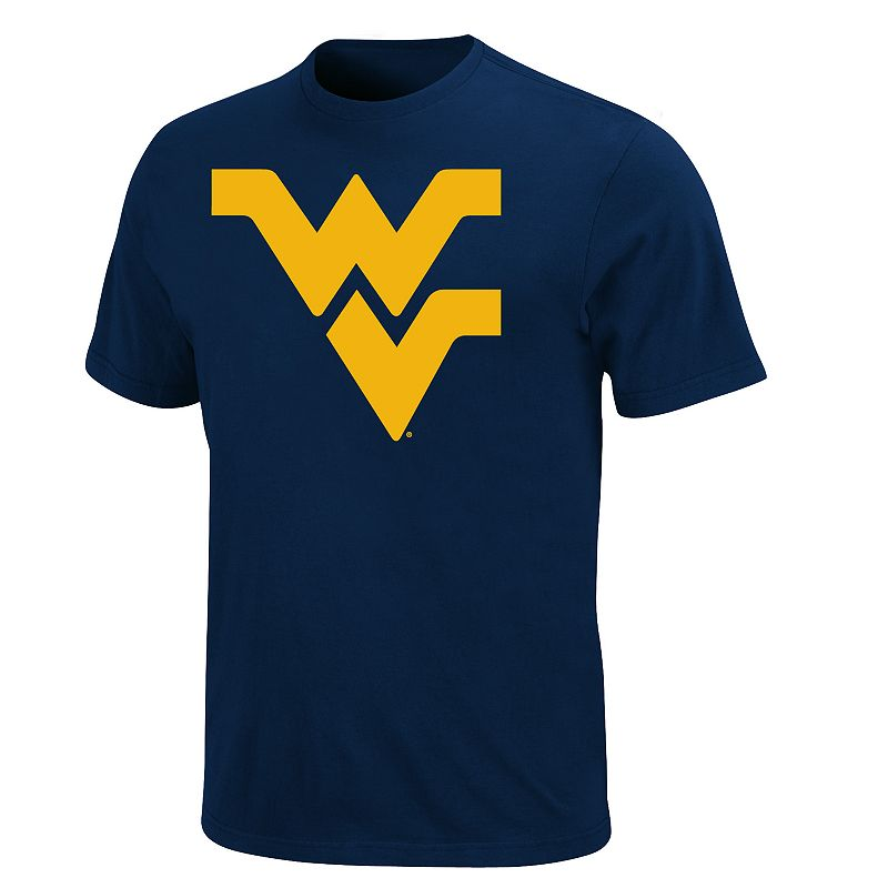 Section 101 by Majestic West Virginia Mountaineers Football Icon Tee