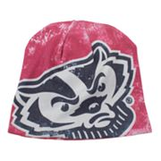 Wisconsin Badgers Beanie - Boys 8-20