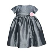 Marmellata Classics Diamond-Tuck Dress - Toddler