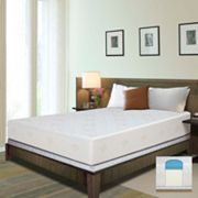Sleep Innovations 12-in. Gel Memory Foam Mattress - Twin