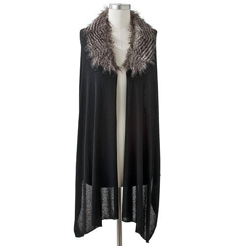 Apt. 9 Faux-Fur Wrap $ 28.80