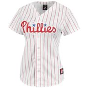 Majestic Philadelphia Phillies MLB Jersey - Women's Plus