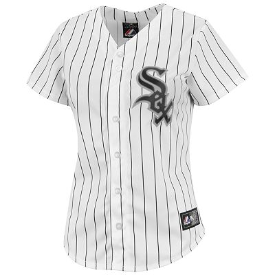 Majestic Chicago White Sox MLB Jersey - Women's Plus
