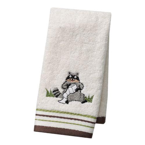 Saturday Knight, Ltd. Gotta Go Fingertip Towel