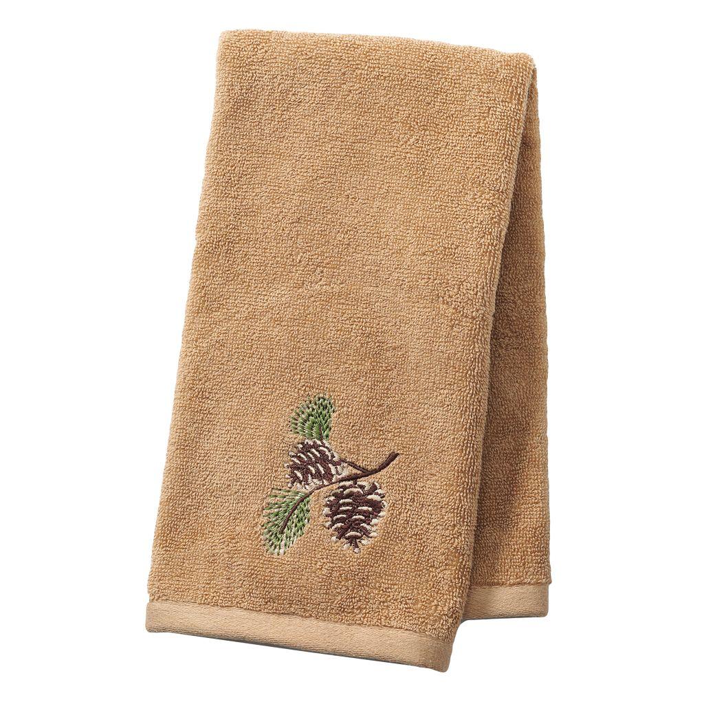 Saturday Knight, Ltd. Pinehaven Hand Towel