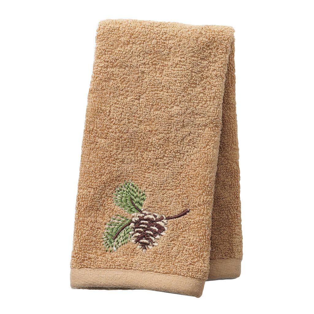 Saturday Knight, Ltd. Pinehaven Fingertip Towel