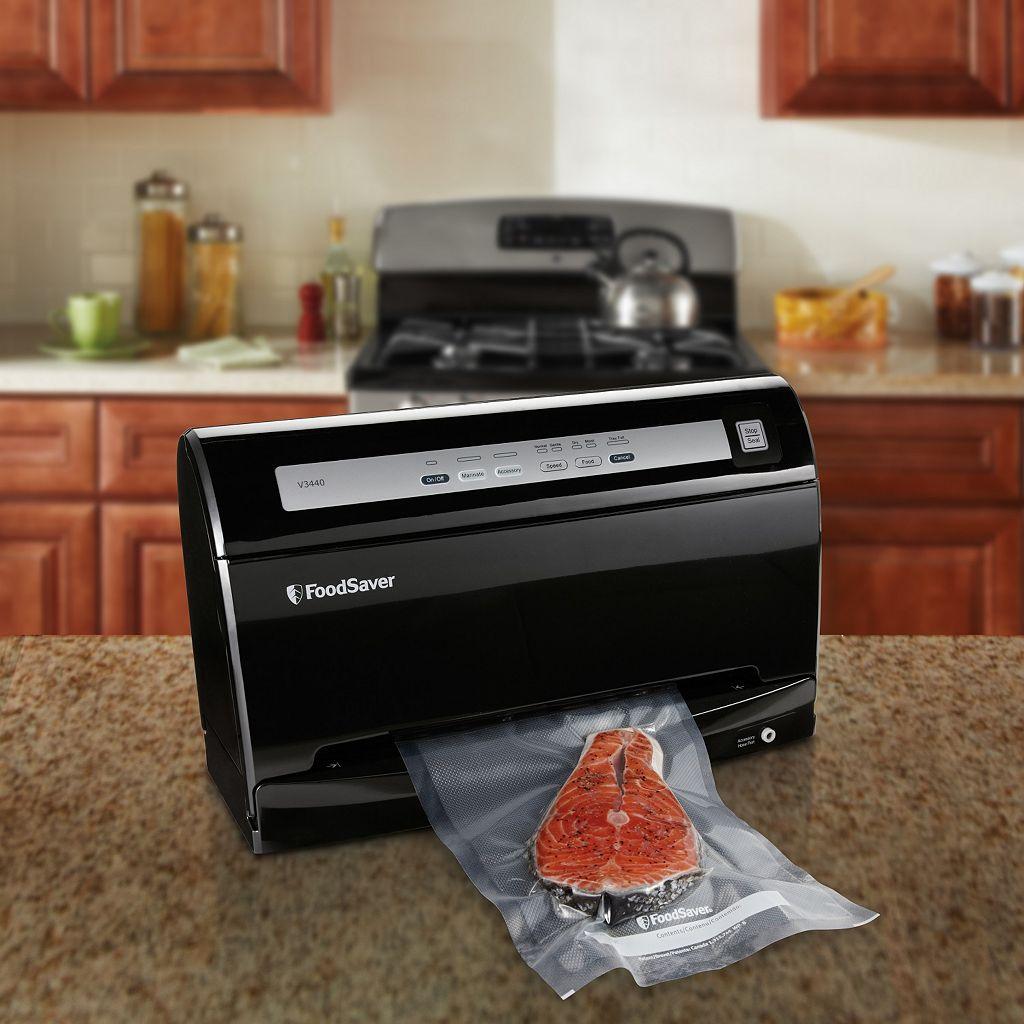 FoodSaver V3460 Vacuum Sealing System