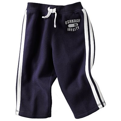 OshKosh B'gosh Varsity Fleece Pants - Baby