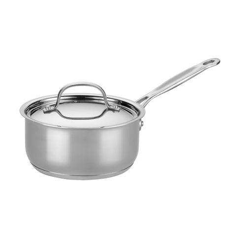 Cuisinart Chef's Classic 1.5-qt. Stainless Steel Saucepan