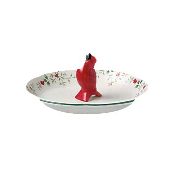 Pfaltzgraff Winterberry Pie Plate