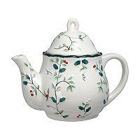 Pfaltzgraff Winterberry Teapot