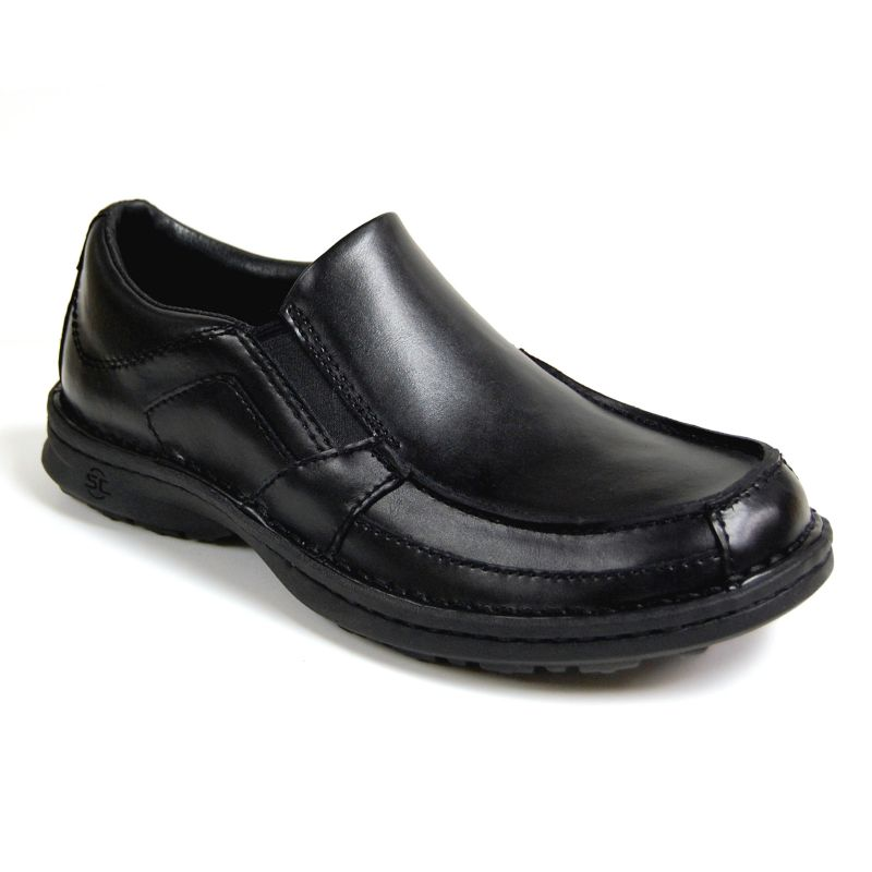 arch support black shoes kohl s