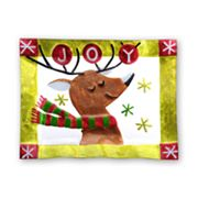 Pfaltzgraff Reindeer Joy Rectangular Serving Platter