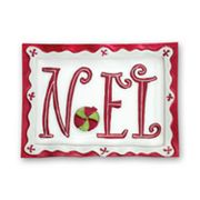 Pfaltzgraff Noel Rectangular Serving Platter