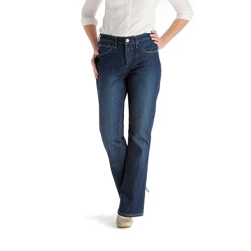 huge inventory size 7 limited guantity Lee Weston Comfort Waist Bootcut Jeans