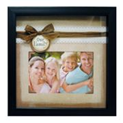 Our Family 4 x 6 Frame