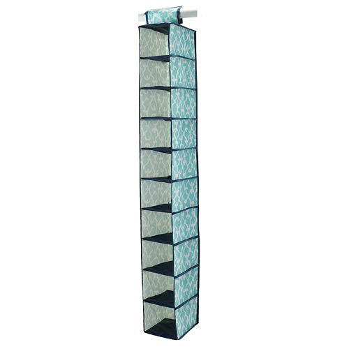 The Macbeth Collection Closet Couture 10-Shelf Closet Organizer $ 17.99
