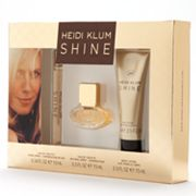 Heidi Klum Shine Eau de Toilette Fragrance Gift Set