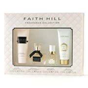 Faith Hill Eau de Toilette Fragrance Gift Set