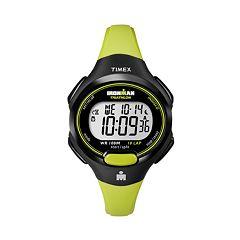 Timex Women's Ironman Triathlon 10-Lap Digital Chronograph Watch - T5K527KZ