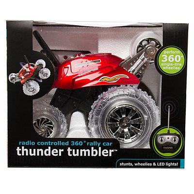 Black Series Radio Controlled 360 Rally Car Thunder Tumbler