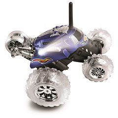 Black Series Radio Controlled 360 Rally Car Thunder Tumbler