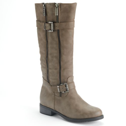 Two Lips Too Joker Tall Boots - Juniors