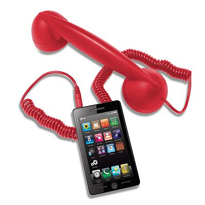 The Black Series Phone Handset