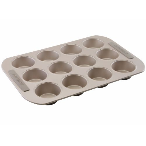 Farberware Soft Touch 12-Cup Muffin Pan