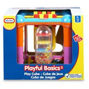 Little Tikes Playful Basics Play Cube