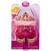 Disney Princess Sleeping Beauty Tiara and Shoe Set