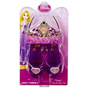 Disney Princess Rapunzel Tiara and Shoe Set