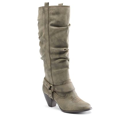 Mudd Tall Boots - Women