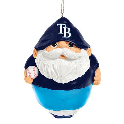 Tampa Bay Rays Gnome Ornament