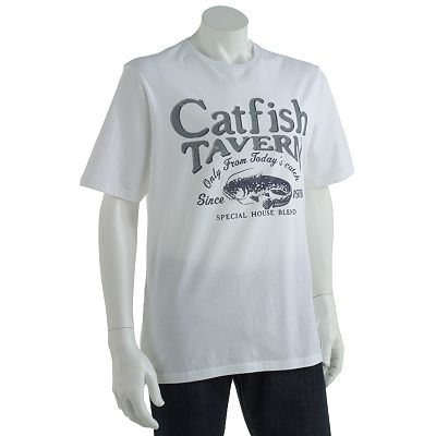 Chaps Catfish Tavern Tee
