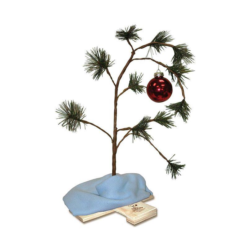 Charley Brown Christmas Tree: Charlie Brown Christmas Trees