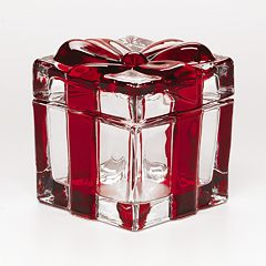 Mikasa Holiday Treats Covered Decorative Dish
