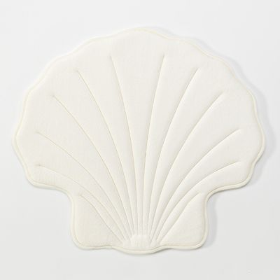 Mohawk Home Sea Shell Memory Foam Bath Rug